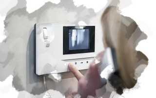 Видеодомофоны для квартиры