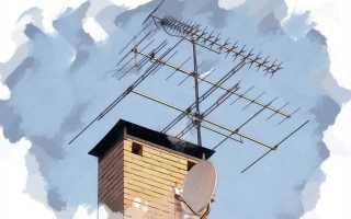 Ремонт общедомовой антенны
